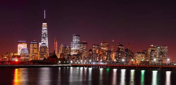 Photograph - The World Trade Center by Raymond Salani III