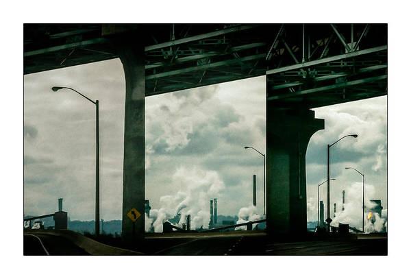Digital Art - The World We Live In by Eduardo Tavares