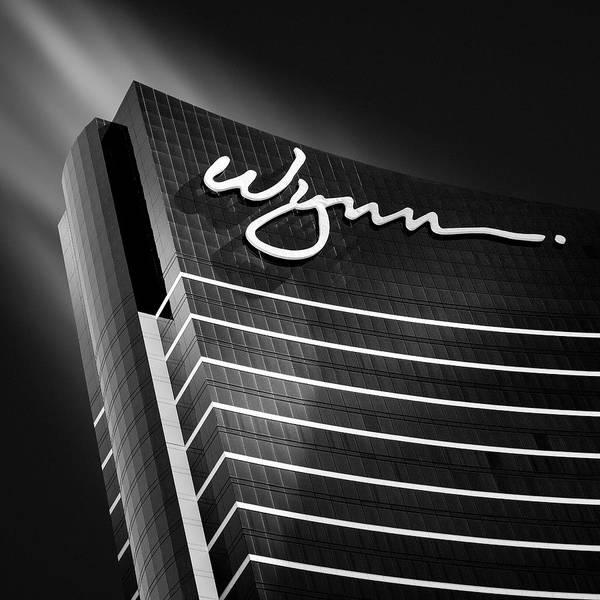 Luxury Hotel Photograph - Wynn by Dave Bowman