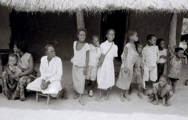 Photograph - The Zambia Village by Shaun Higson