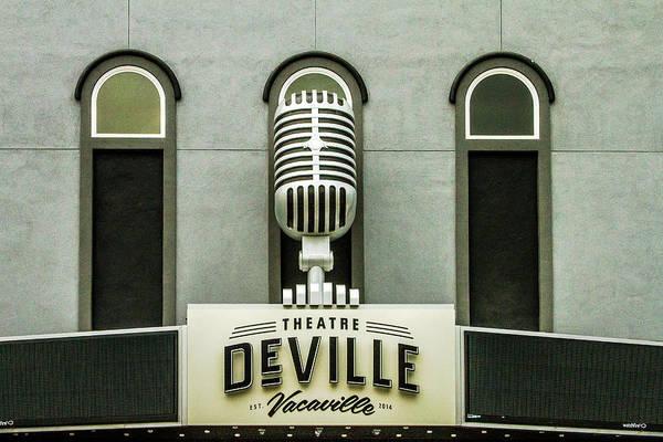 Venue Photograph - Theatre Deville by Bill Gallagher