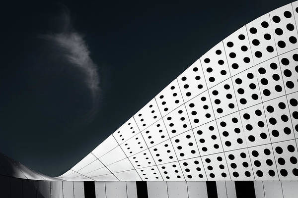 Polka Wall Art - Photograph - Theatre by Jeroen Van De