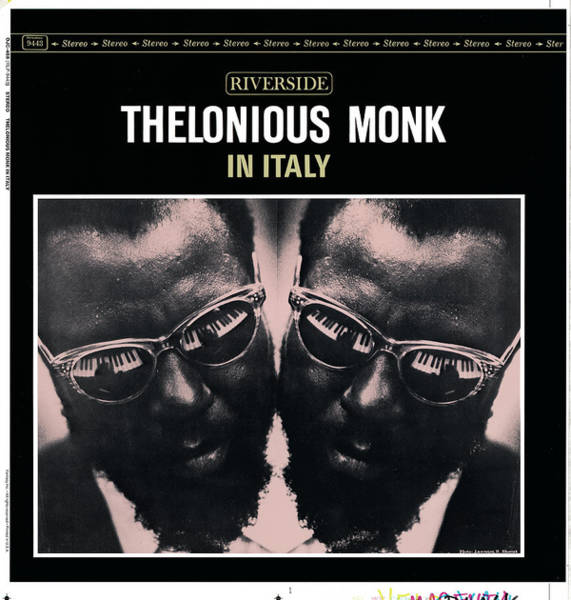 Wall Art - Digital Art - Thelonious Monk -  Thelonious Monk In Italy by Concord Music Group