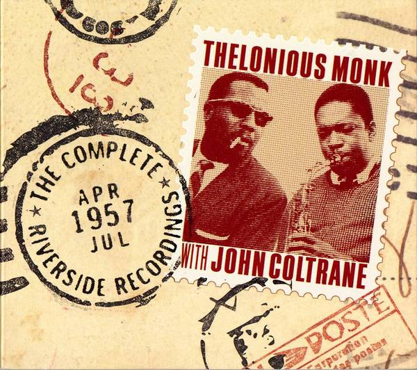 Wall Art - Digital Art - Thelonious Monk With John Coltrane -  The Complete 1957 Riverside Recordings by Concord Music Group