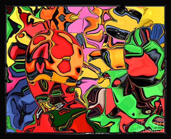 Digital Art - Them by Nicole Philippi
