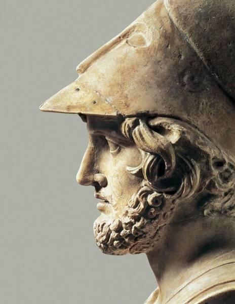 Wall Art - Photograph - Themistocles. 5th-4th C. Bc. Greek Art by Everett