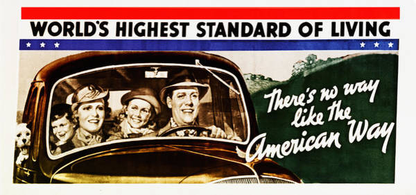 Digital Art - There's No Way Like The American Way by Bill Cannon