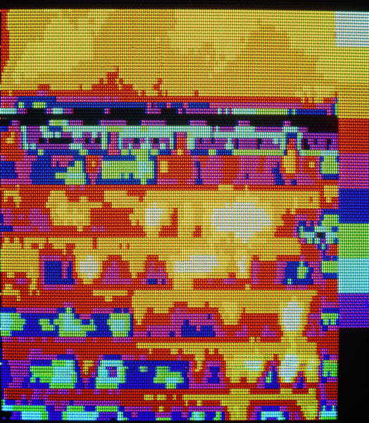 Wall Art - Photograph - Thermogram Of An Office Block by Adam Hart-davis/science Photo Library