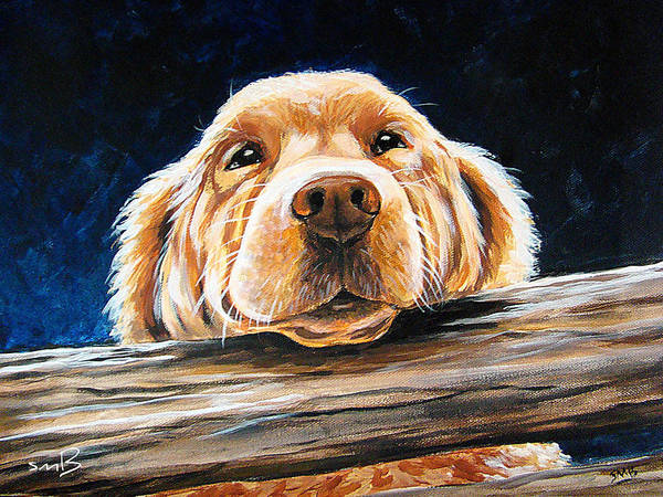 Bergstrom Painting - They'll Be Home Soon by Susan Bergstrom