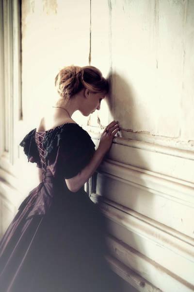 Dress Photograph - Thinloth by Magdalena Russocka