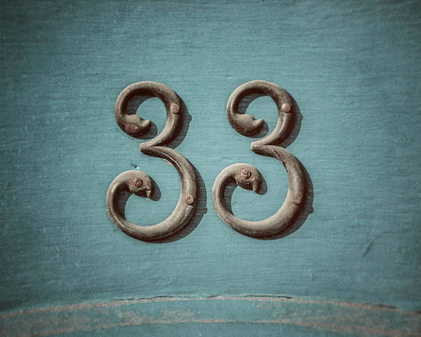 Lisa Russo Wall Art - Photograph - Thirty Three by Lisa Russo