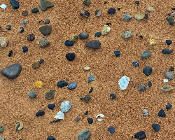 Photograph - This Beach Rocks by Tony Beck