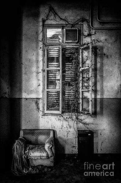 Dilapidation Wall Art - Photograph - This Is The Way Step Inside II by Traven Milovich
