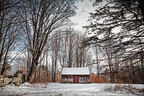 Photograph - This Old Back Road by Robert Clifford