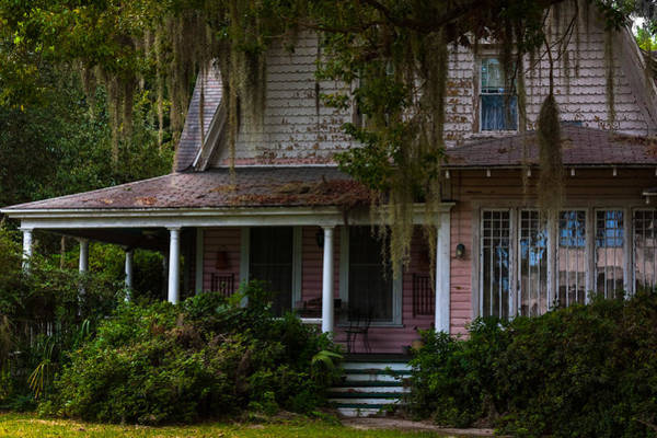 Photograph - This Old House by Ed Gleichman