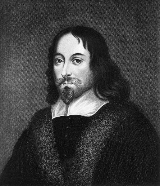Human Head Photograph - Thomas Browne by National Library Of Medicine