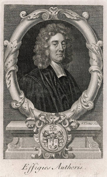 1715 Drawing - Thomas Burnet  Master Of Charterhouse by Mary Evans Picture Library