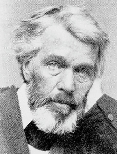 Wall Art - Photograph - Thomas Carlyle by Science Photo Library