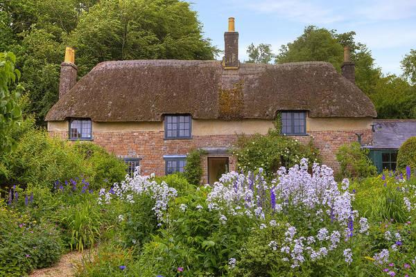 English Cottage Photograph - Thomas Hardy's Cottage by Joana Kruse