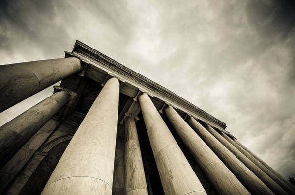 Wall Art - Photograph - Thomas Jefferson Memorial - Serie 1 by Alejandro Rodriguez