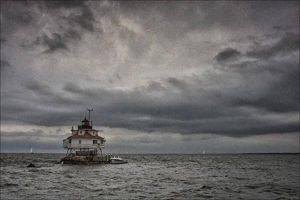 Thomas Point Lighthouse Art Print