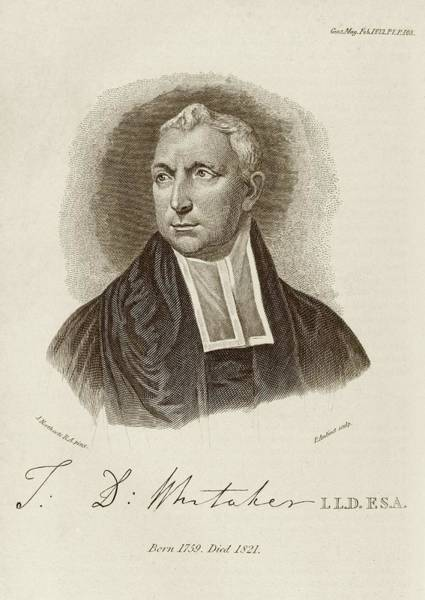 In Law Photograph - Thomas Whitaker by Middle Temple Library