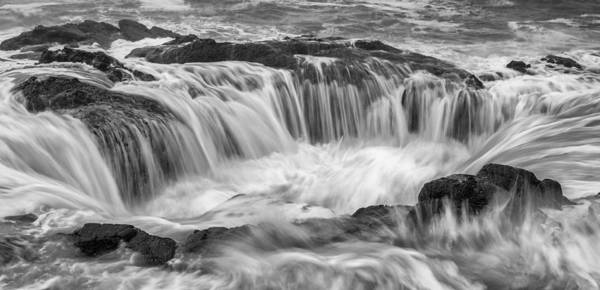 Cape Perpetua Wall Art - Photograph - Thor's Nightmare by Jon Glaser