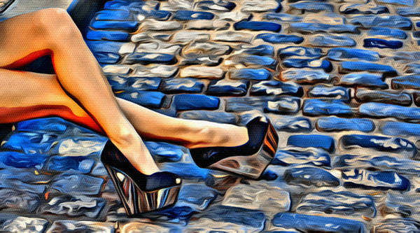 Photograph - Those Legs Three by Alice Gipson