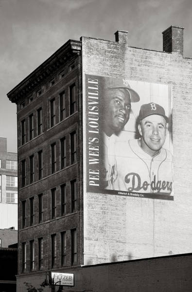 Brooklyn Dodgers Photograph - Those Were The Days by Steven Ainsworth