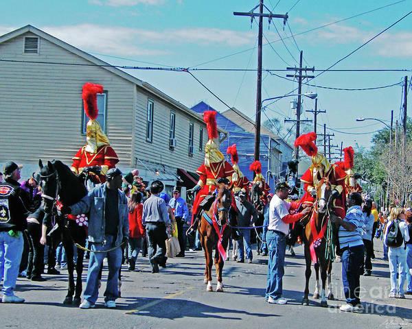 Photograph - Thoth Parade Begins by Lizi Beard-Ward
