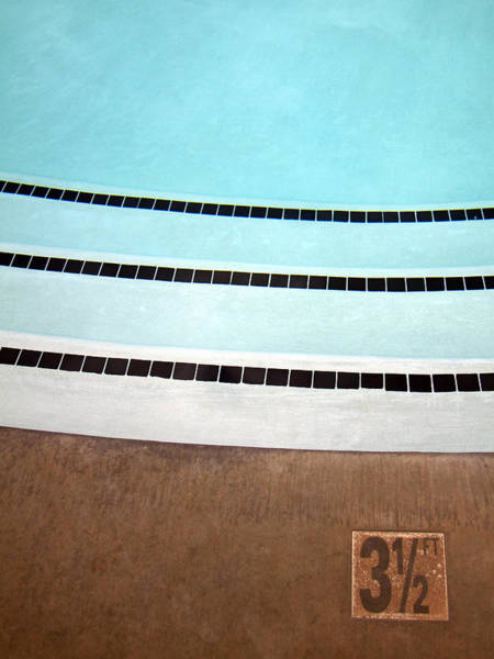 Pools Photograph - Three And A Half Palm Springs by William Dey