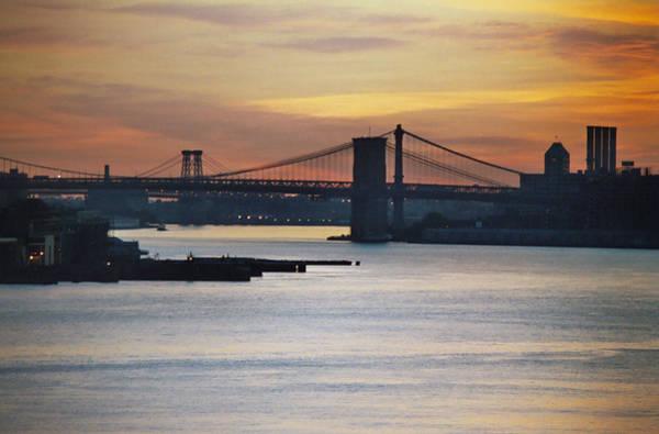 John Schneider Wall Art - Photograph - Three Bridges by John Schneider