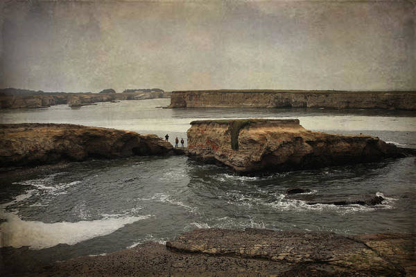 Wall Art - Photograph - Three Fishermen by Laurie Search