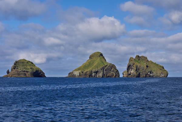Photograph - Three Islands by Ivan Slosar