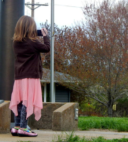 Photograph - Through A Child's Eyes by Wild Thing