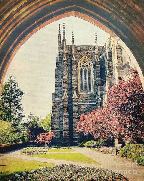 Durham Wall Art - Photograph - Through The Arch by Emily Kay