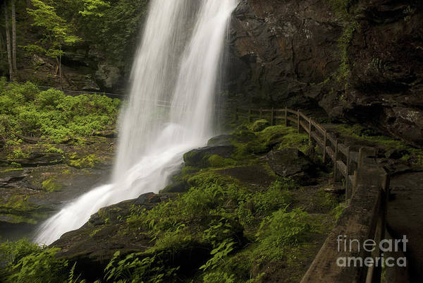 Wall Art - Photograph - Through The Falls by Paul W Faust -  Impressions of Light