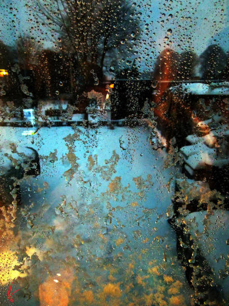 Photograph - Through The Window by Colette V Hera  Guggenheim
