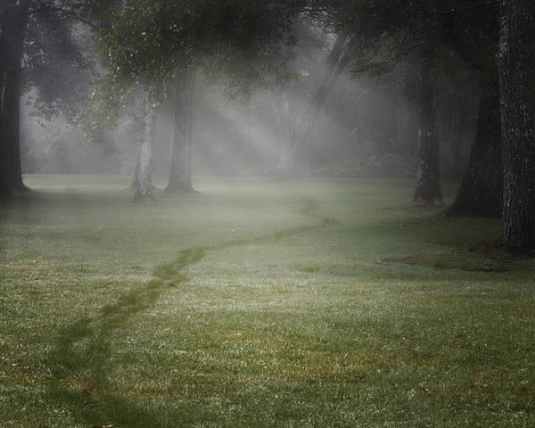 Photograph - Thru The Fog by Bill Wakeley