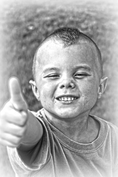 Photograph - Thumbs Up by Kelly Hazel
