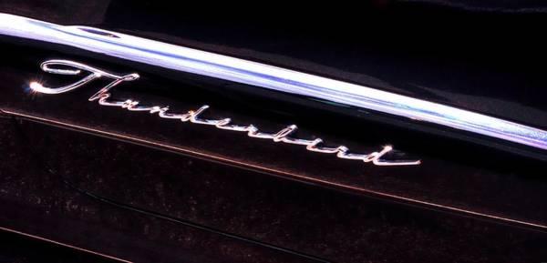 Photograph - Thunderbird 14757 by Jerry Sodorff
