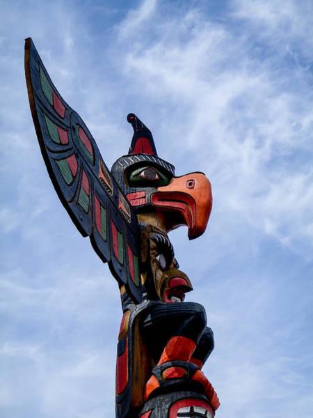 Photograph - Thunderbird In The Sky  by Roxy Hurtubise