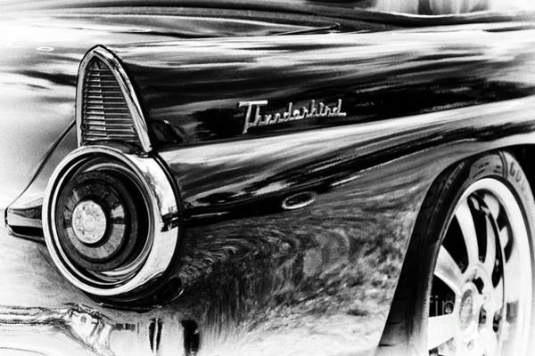 Ford Motor Company Photograph - Thunderbird by Tim Gainey