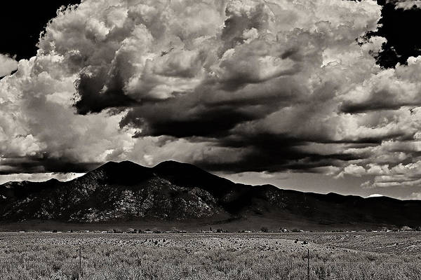 Photograph - Thunderstorm by Charles Muhle