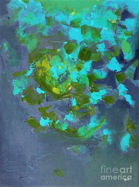 Painting - Thunderstorm by Preethi Mathialagan