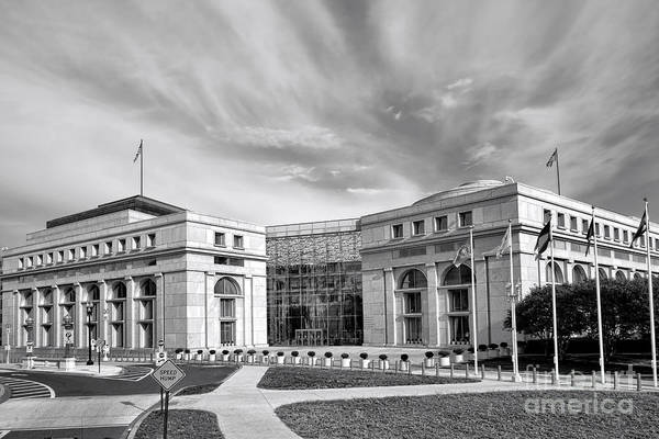 Photograph - Thurgood Marshall Federal Judiciary Building by Olivier Le Queinec