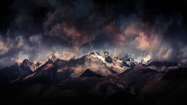 Wall Art - Photograph - Tibet In Wonderlanda??ae??e??a??a??a?? by Qiye????