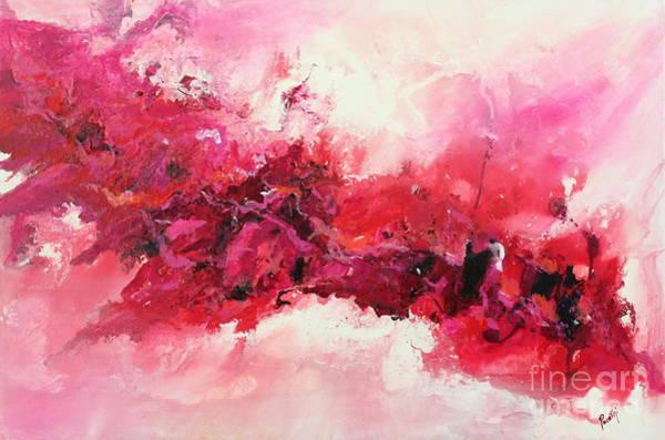 Tickled Pink Art Print