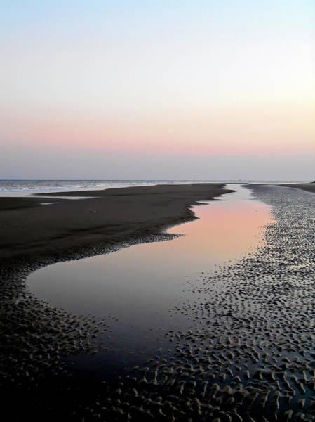 Tybee Island Photograph - Tidal Pool At Twilight by Joseph Shields