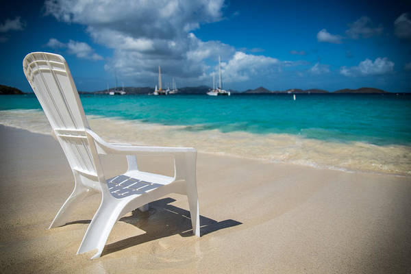 Photograph - Tidal Seat by Kristopher Schoenleber